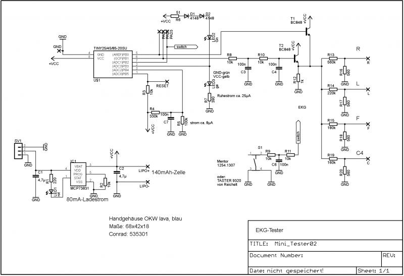 Schaltplan Version2