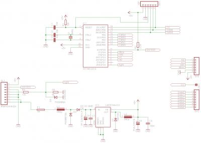 circuit controller board